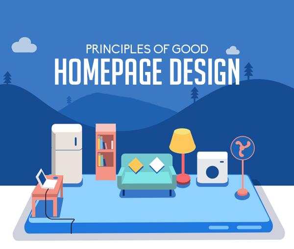 Principles Of Good Homepage Design