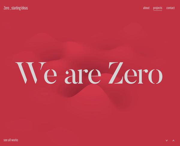 31 New Trend Website Design Examples
