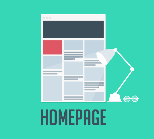 What Should be on Your Website Homepage