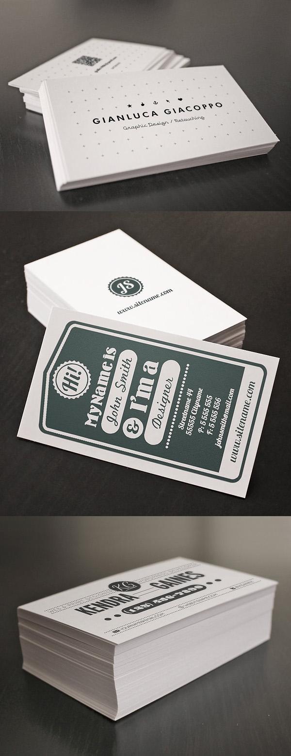Flyer / Business Card Mock-up
