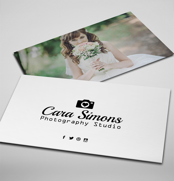 26 Modern Free Business Cards PSD Templates - 11