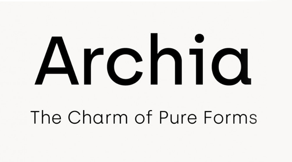 Archia Free Font
