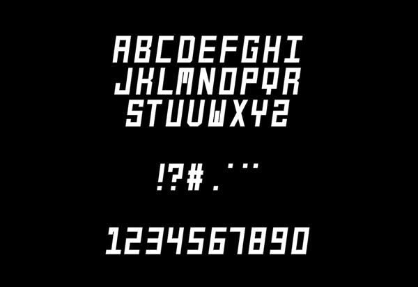 Lysis Font Letters