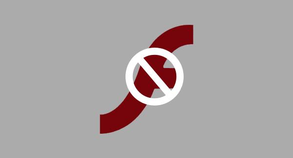 Avoid using Flash