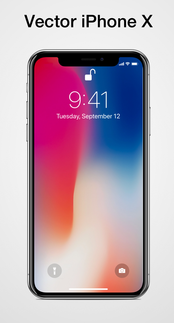 Free Download iPhone X PSD Mockups and Sketch - 14