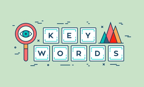 content with keywords