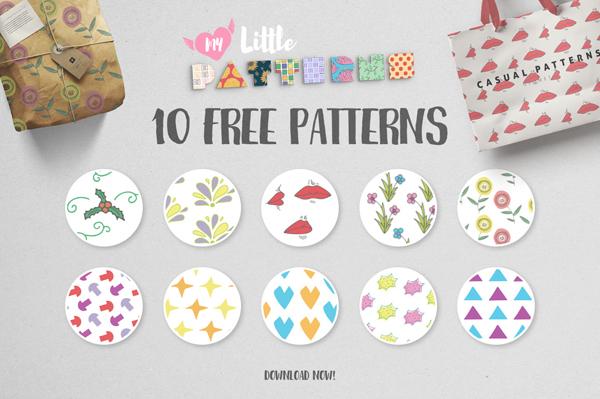 Free My Little Patterns