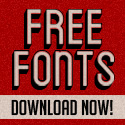 Post thumbnail of 22 Fresh Free Fonts Download