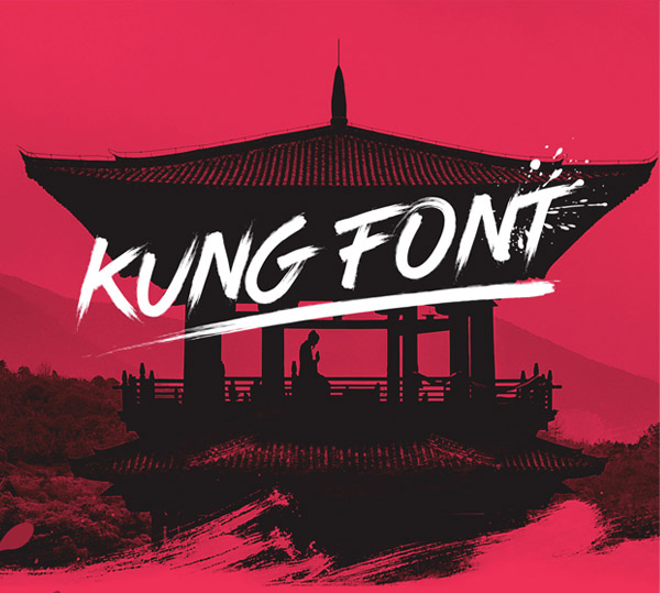 Kung Free Font