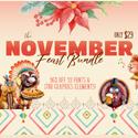 Post thumbnail of The November Feast Bundle