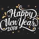 Post thumbnail of Happy New Year 2018