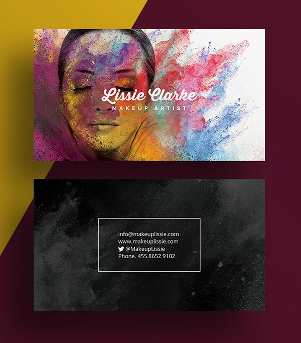 80+ Best of 2017 Business Card Designs