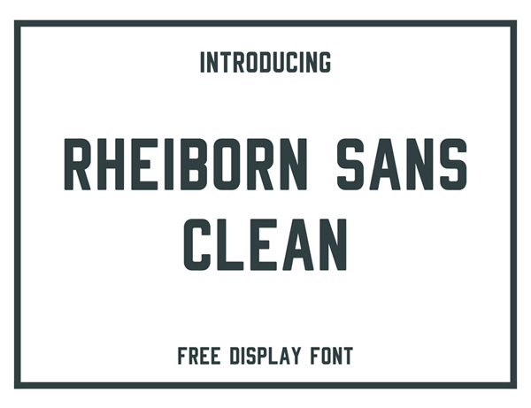 100 Greatest Free Fonts for 2018 - 36