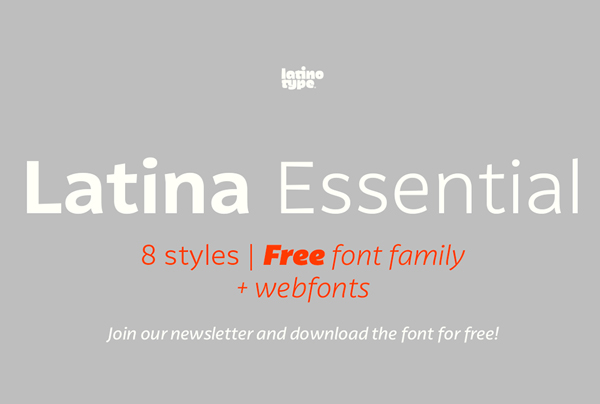 100 Greatest Free Fonts for 2018 - 46