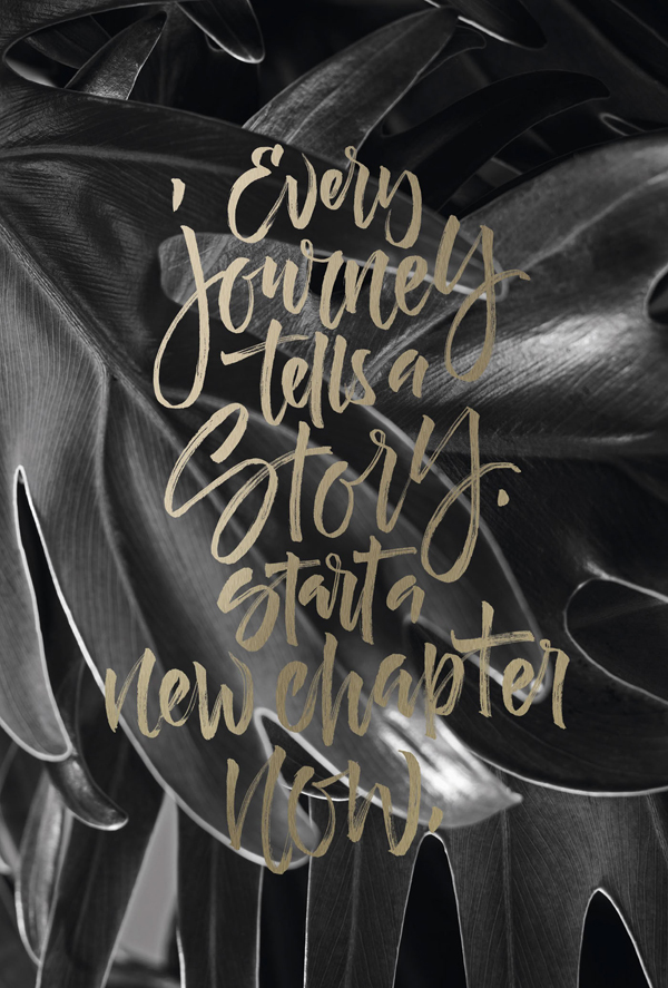 Remarkable Lettering and Typography Designs Of 2018 for Inspiration - 11