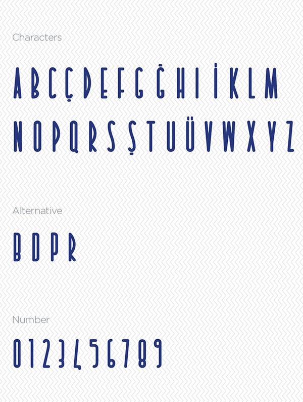 Bodrum Font Free Download