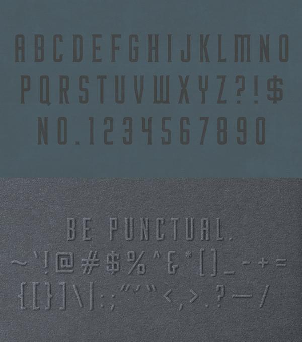 Ironworth Font Free Download