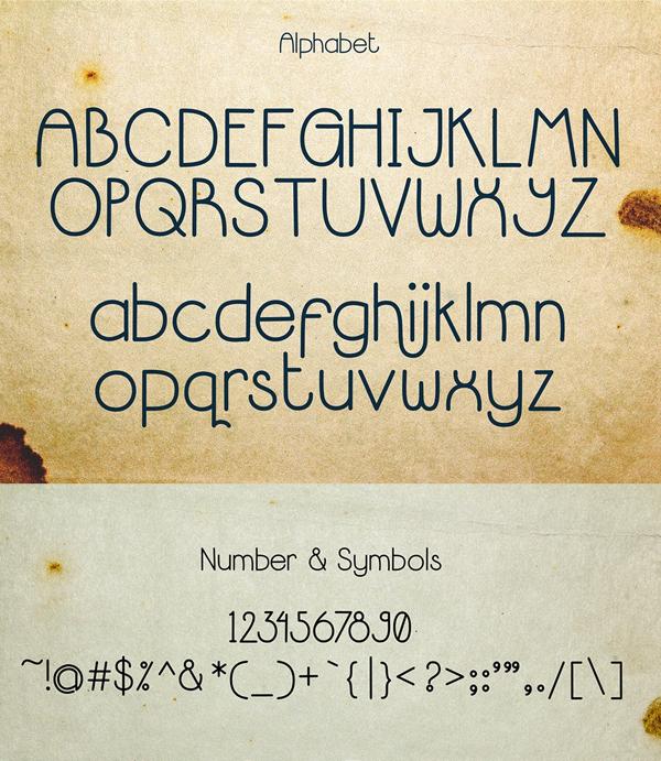 Langlang Font Free Download