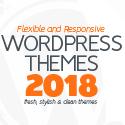 Post thumbnail of Fresh, Stylish Multipurpose WordPress Themes 2018
