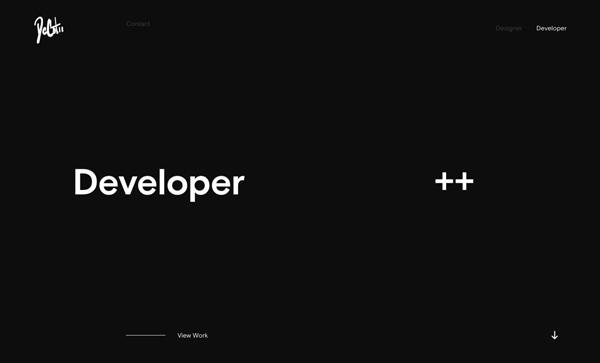 35 New Trend Website Design Examples - 18