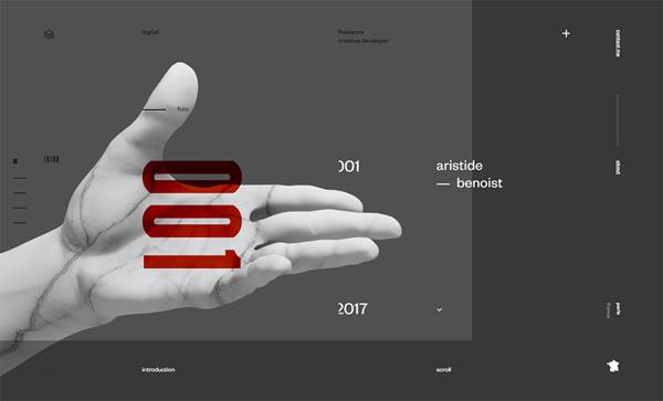 35 New Trend Website Design Examples - 23
