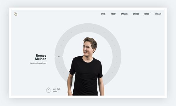 35 New Trend Website Design Examples - 28