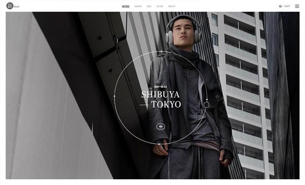 35 New Trend Website Design Examples - 33