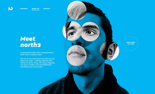 35 New Trend Website Design Examples - 4