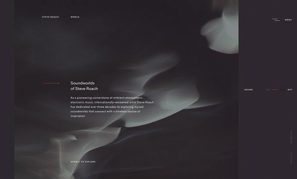 35 New Trend Website Design Examples - 5