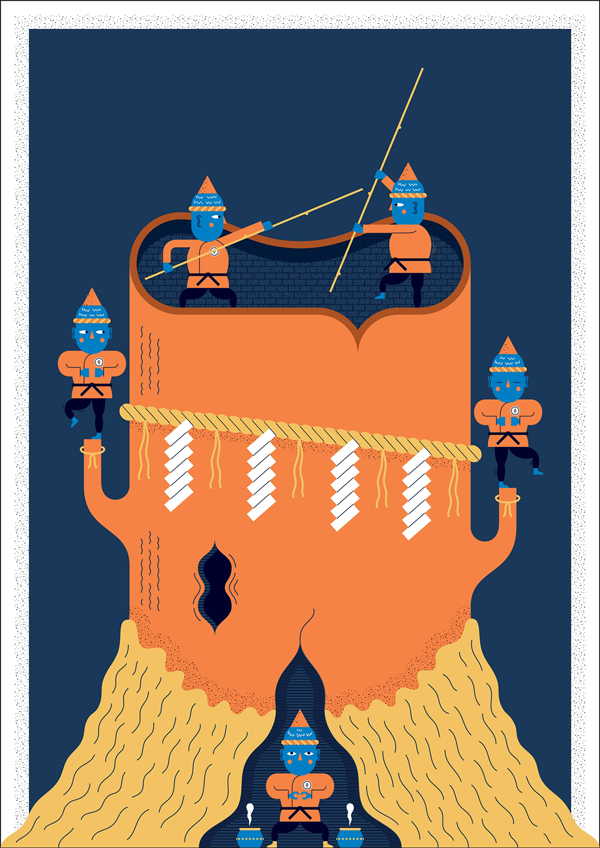 How to Create Bring Harmonious Colours to a Vector Artwork in Adobe Illustrator