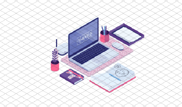 How To Create an Isometric Grid in Adobe Illustrator
