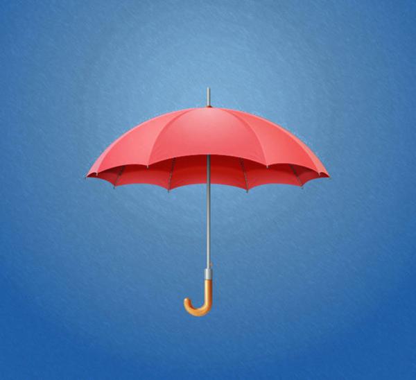 How to Create Realistic An Umbrella in Adobe Illustrator