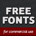Post thumbnail of Free Fonts – 17 New Fonts For Designers