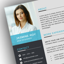 Post thumbnail of Freebie – Clean CV/Resume Template
