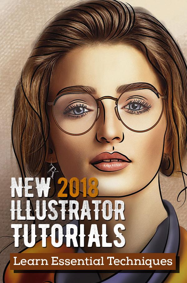 Illustrator Tutorials: 35 Fresh and Useful Adobe Illustrator Tutorials