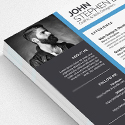 Post Thumbnail of Fresh Simple, Clean Resume Templates and Cover Letter