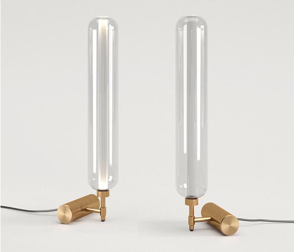 Freebie: 3D Model Scintilla Lamp