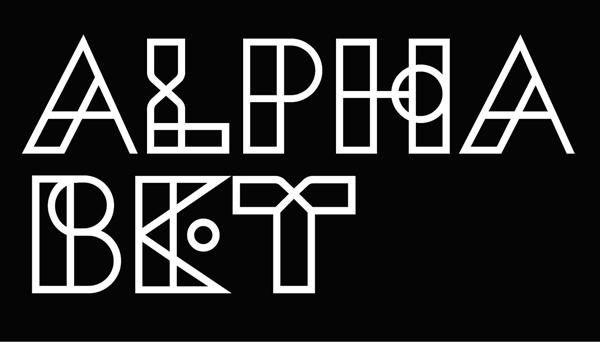 K95 Alphabet Free Font