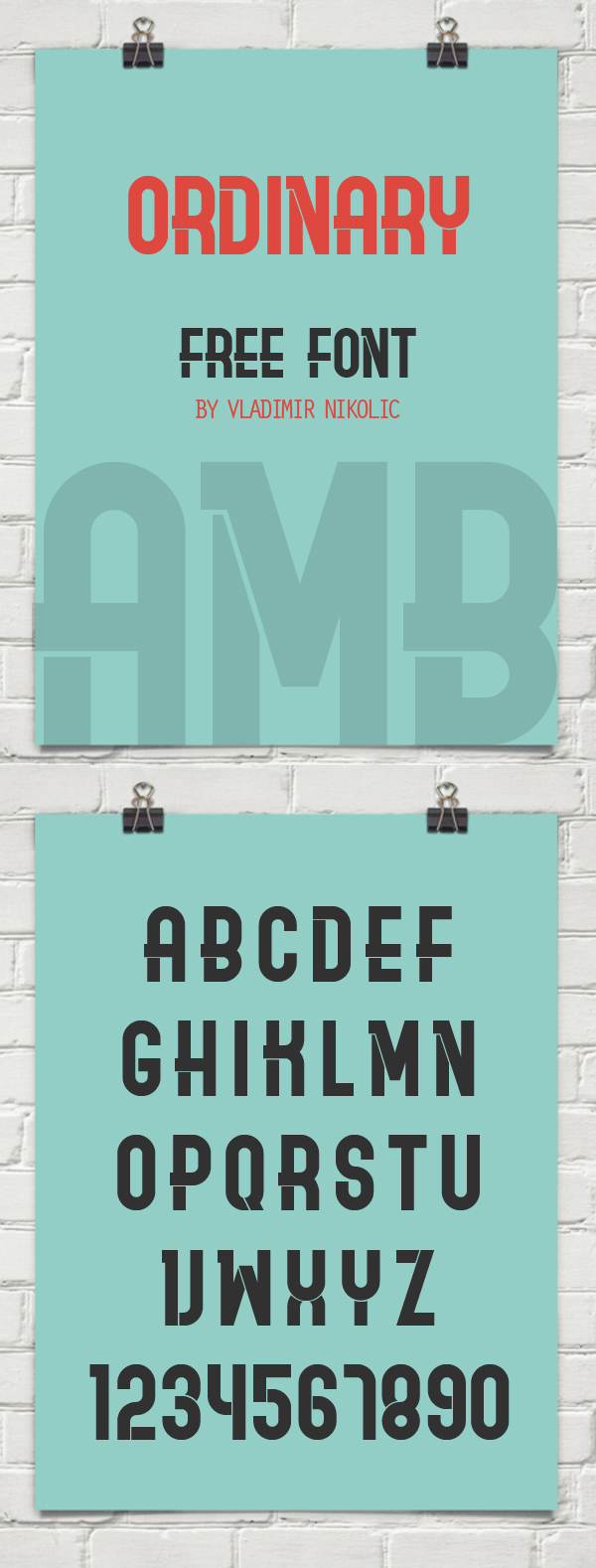 100 Greatest Free Fonts For 2019 - 105