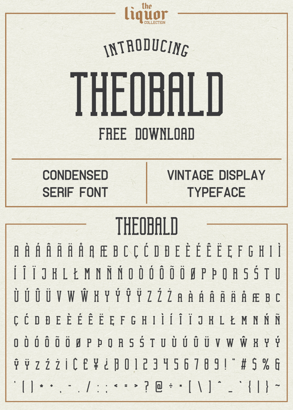100 Greatest Free Fonts For 2019 - 85