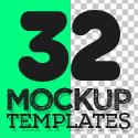 Post Thumbnail of 32 Product Mockup Templates: Download Realistic PSD Mockups