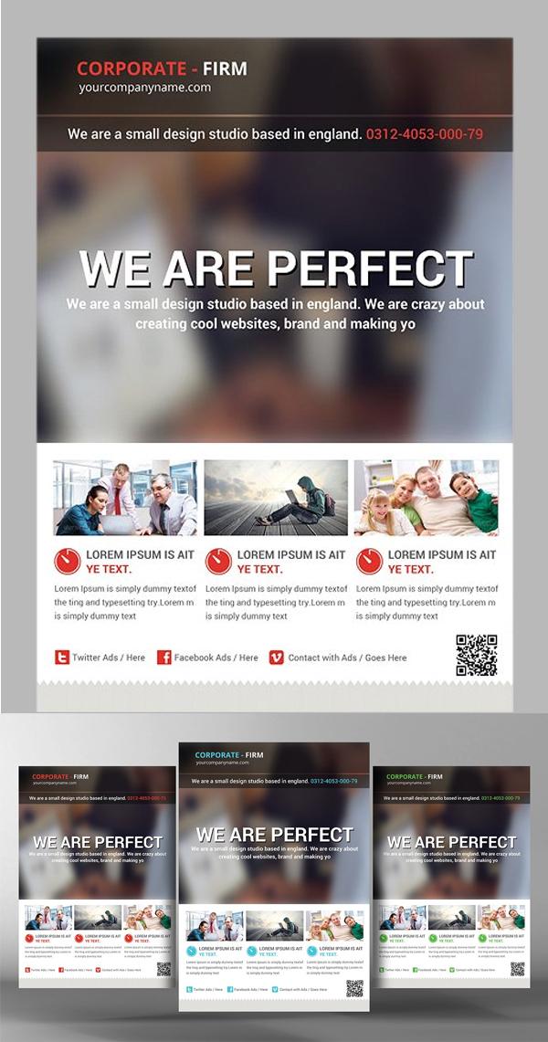 Multipurporse Business Flyer