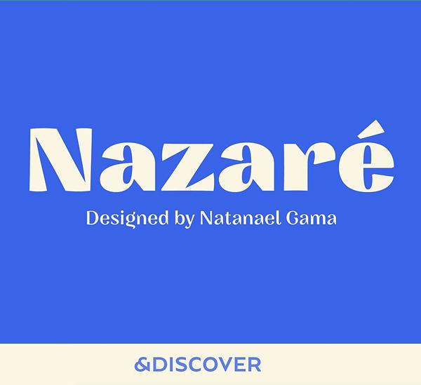Nazare Font Family