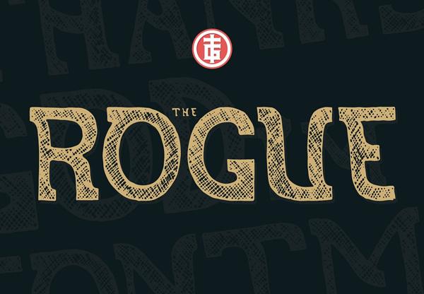 The Rogue Font