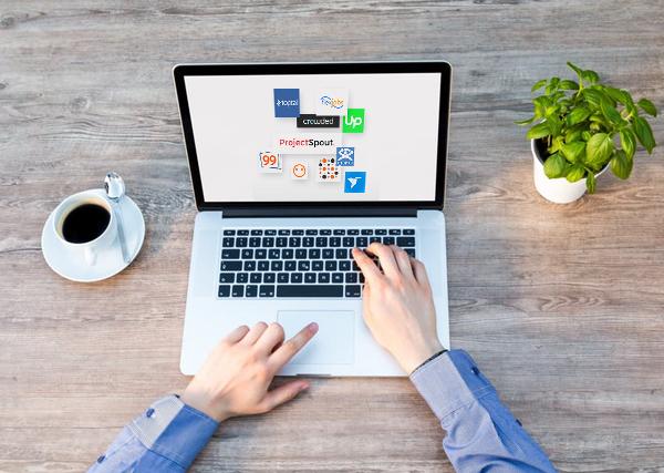 Find your logo designer on platforms for freelancers