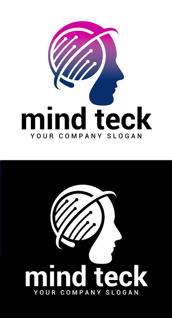 Mind teck Logo