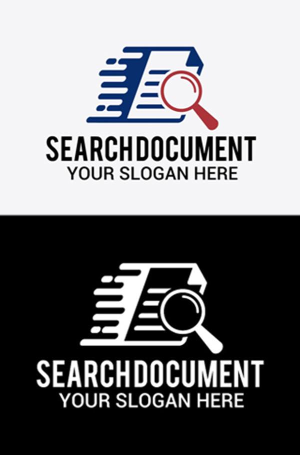Search document Logo