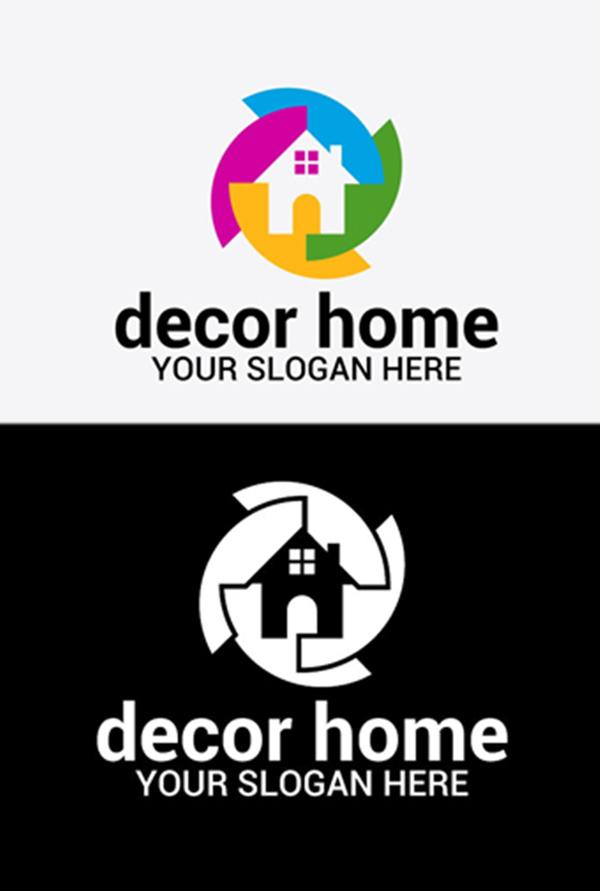 Decor home Logo