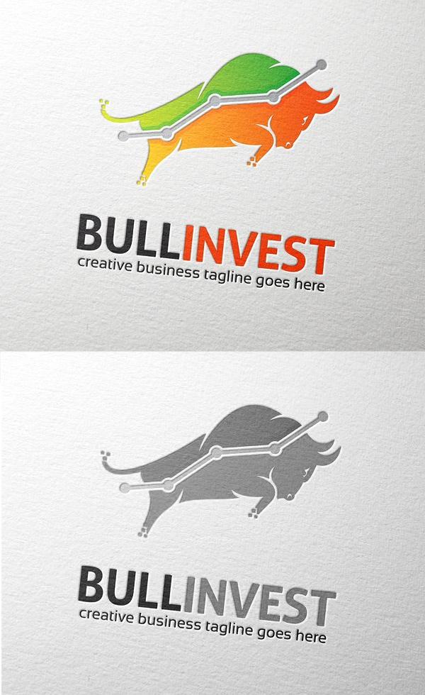 Bull Invest Logo