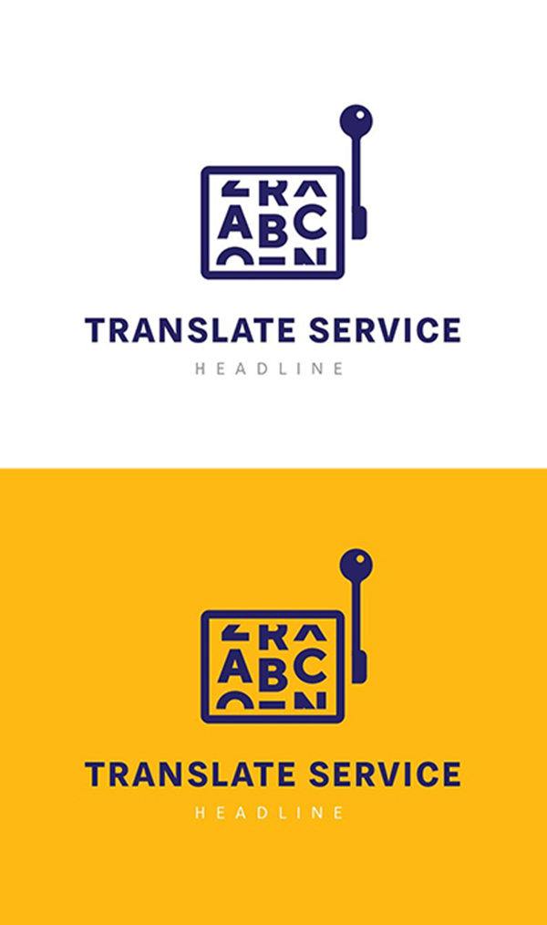 Translate service logo